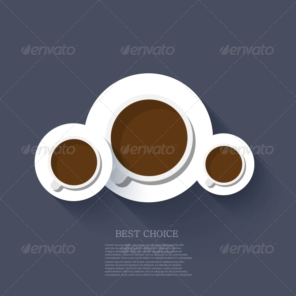 GraphicRiver Coffee Background 6778655