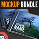 Album Cover Mockup Bundle - 19 Templates - GraphicRiver Item for Sale