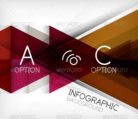 GraphicRiver Infographic Abstract Background 6780462