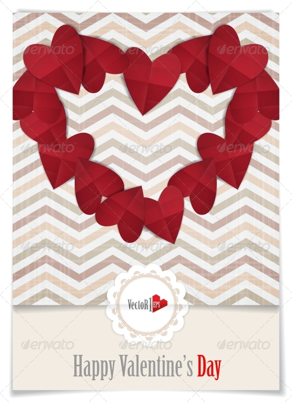 GraphicRiver Happy Valentines Day 6781436