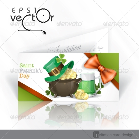 GraphicRiver St Patrick s Day Background 6781625