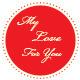 Valentine's Day Badges Set - GraphicRiver Item for Sale