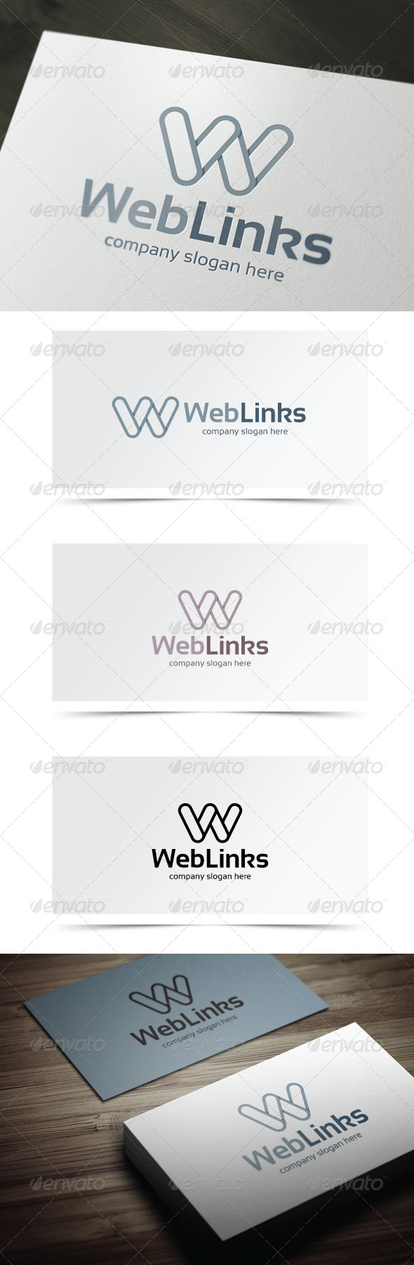 GraphicRiver Web Links 6782895