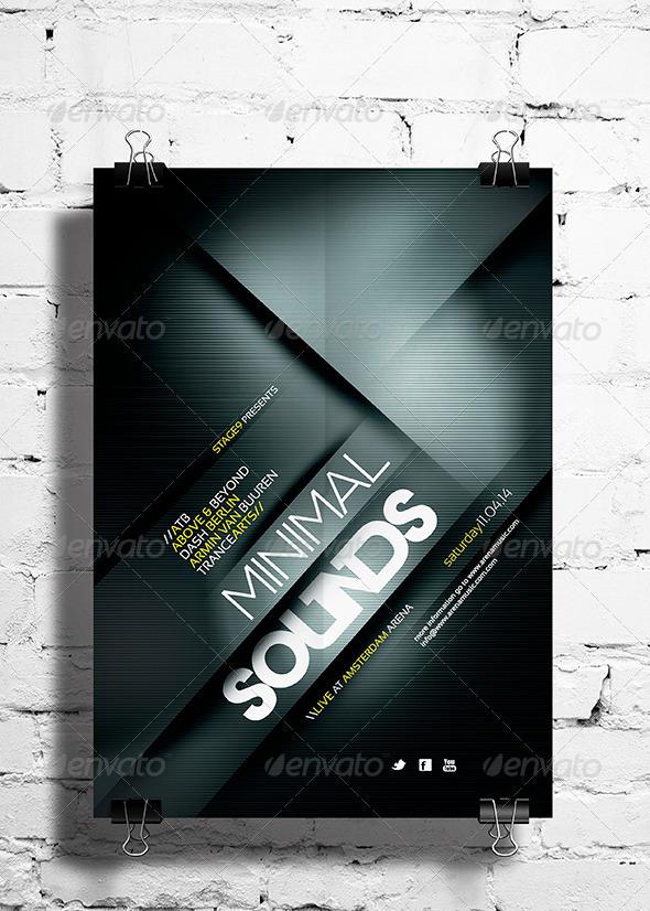 GraphicRiver Minimal Sound Vol 1 6780768