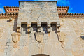 Poblet Monastery near Barcelona in Catalonia, Spain - PhotoDune Item for Sale