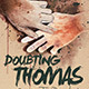 Doubting Thomas Church Flyer Template - GraphicRiver Item for Sale