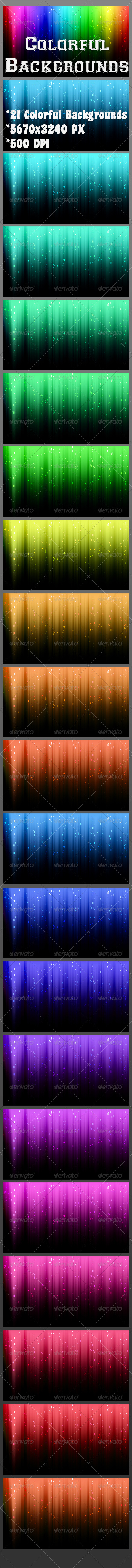 GraphicRiver Colorful Background 6786663