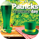 St. Patricks Day Flyer v.1 - GraphicRiver Item for Sale