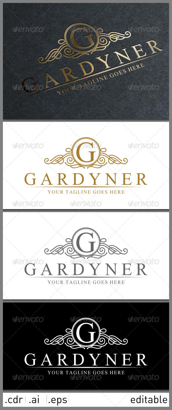 GraphicRiver Gardyner Logo Template 6788213
