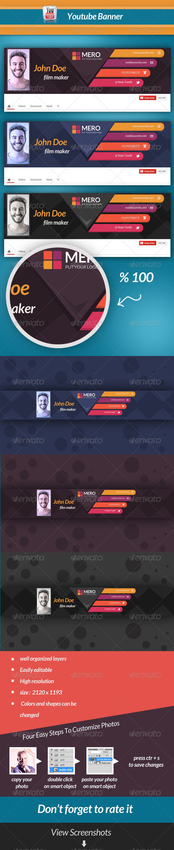 GraphicRiver Business Youtube Banner 6787403