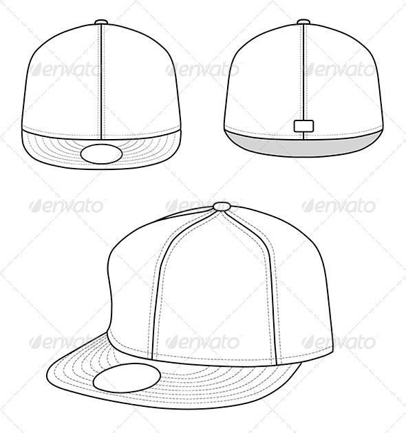 GraphicRiver Rap Cap 6789993
