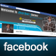 Expert Profile FB Cover - GraphicRiver Item for Sale