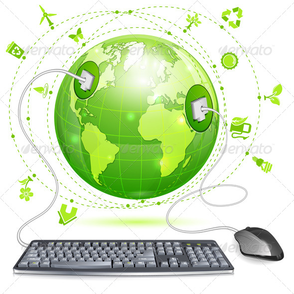 GraphicRiver Environment Concept 6793065