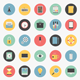 Web Icons Set - GraphicRiver Item for Sale