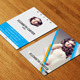 Model Business Card AN0217 - GraphicRiver Item for Sale