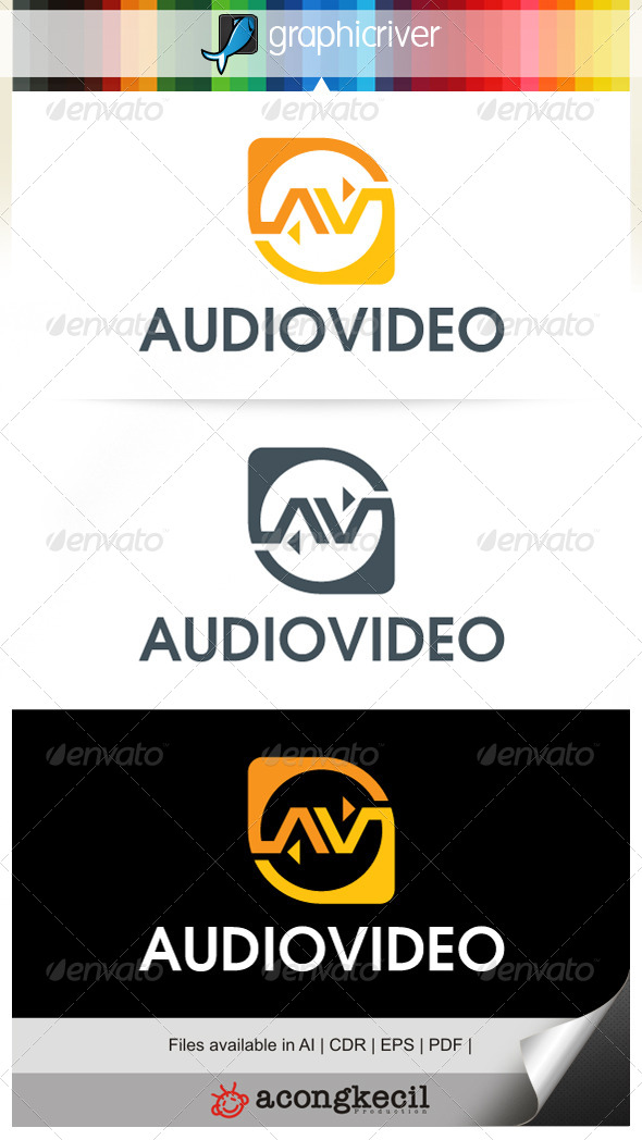 GraphicRiver Audio Video V.2 6794670