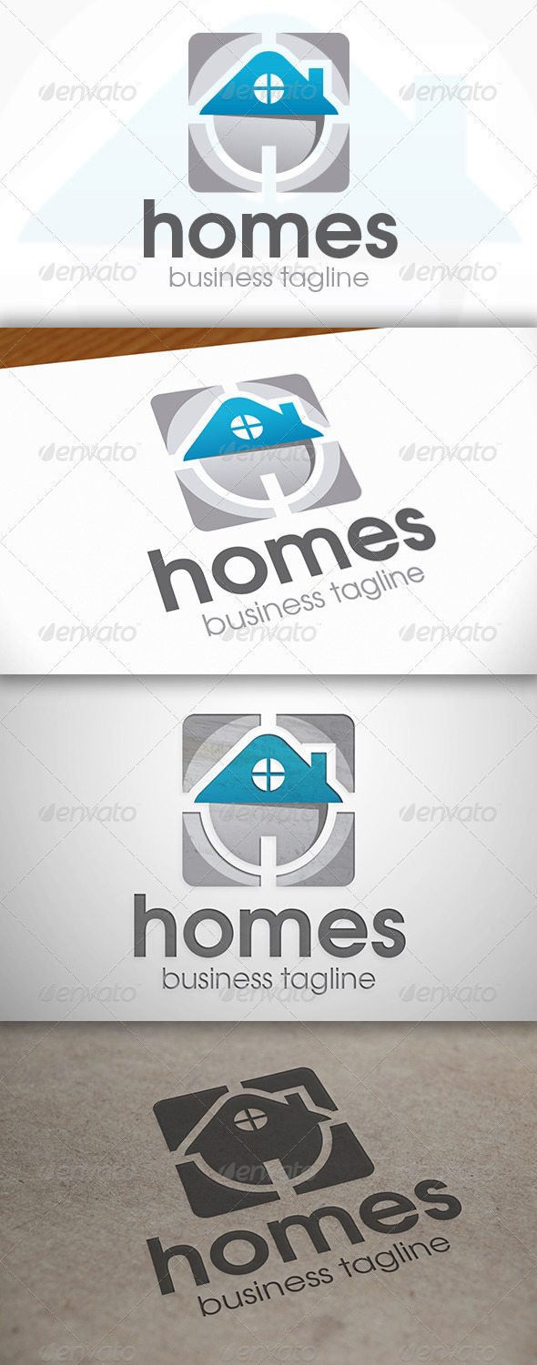 GraphicRiver Home Direct Logo 6795545