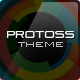 Protoss Clean Corporate Theme For Wordpress - ThemeForest Item for Sale