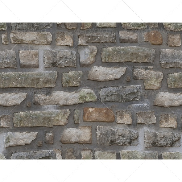 GraphicRiver Tileable Stone Wall Texture 6796637