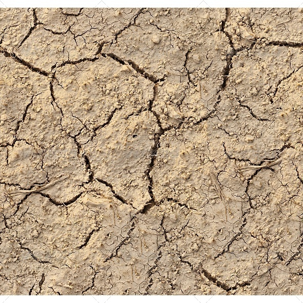 GraphicRiver Tileable Fissured Soil Texture 6797139
