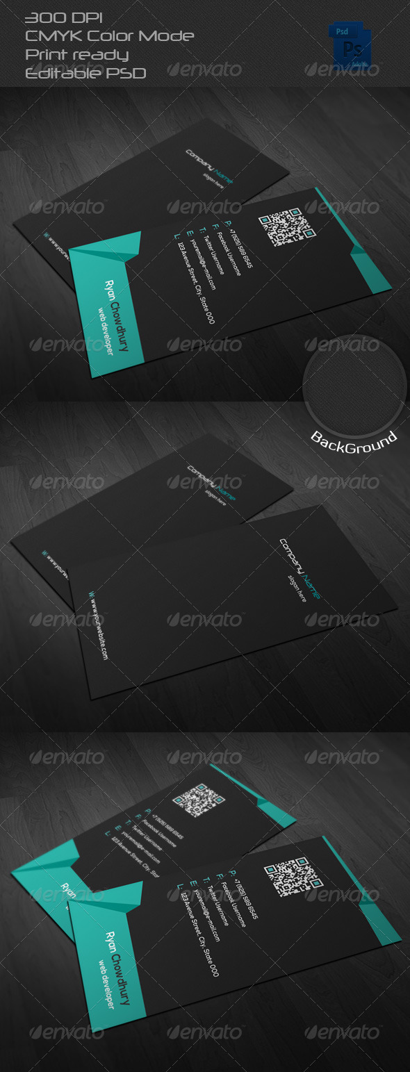 GraphicRiver Corporate Business Card 36 6798515