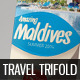 Travel Brochure - Trifold  - GraphicRiver Item for Sale