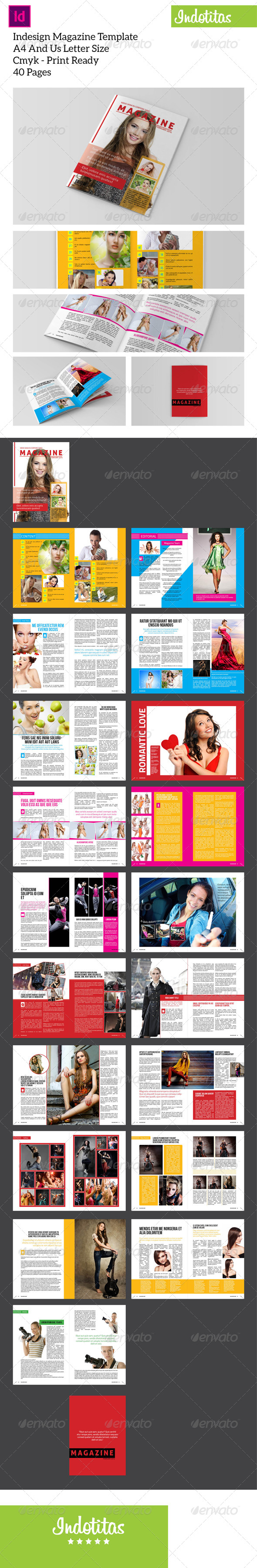 GraphicRiver InDesign Magazine Templates 6797637