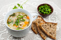 Cup of chicken rice soup - PhotoDune Item for Sale