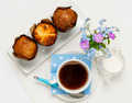 Muffins and coffee - PhotoDune Item for Sale
