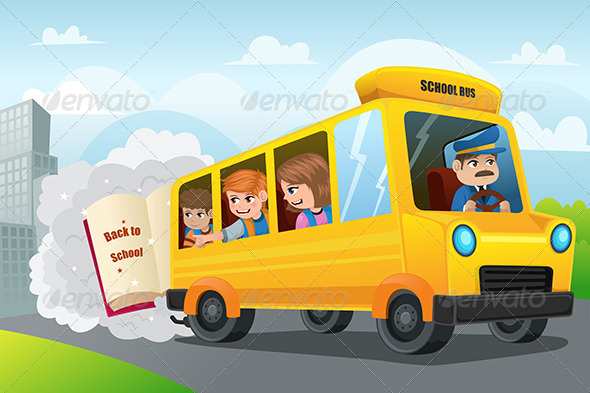 GraphicRiver Back to School 6801919
