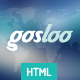 Gosloo - Responsive Portfolio Template - ThemeForest Item for Sale