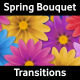 Spring Bouquet Transitions - VideoHive Item for Sale