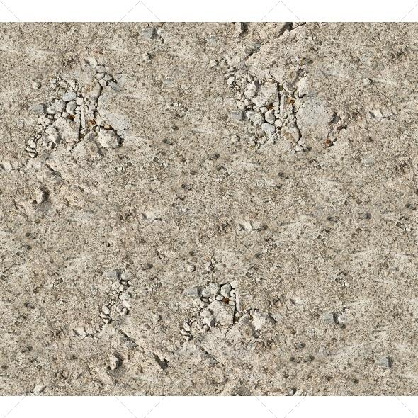 GraphicRiver Tileable Fissured Concrete Texture 6805000