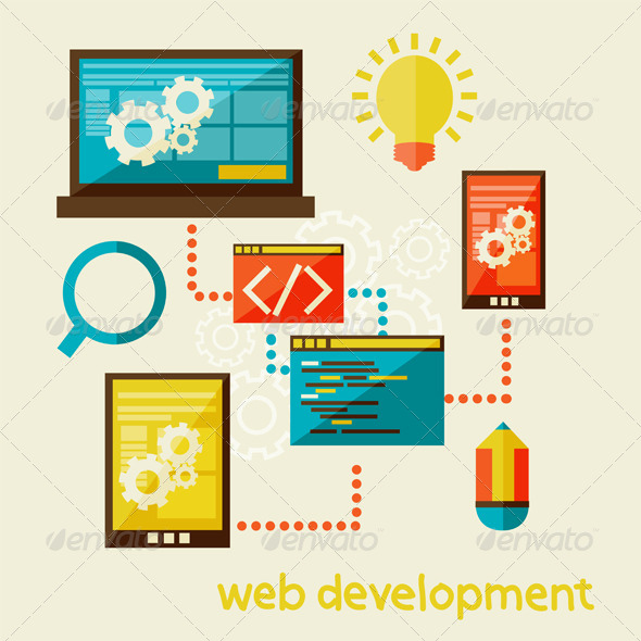 GraphicRiver Web Development 6805176