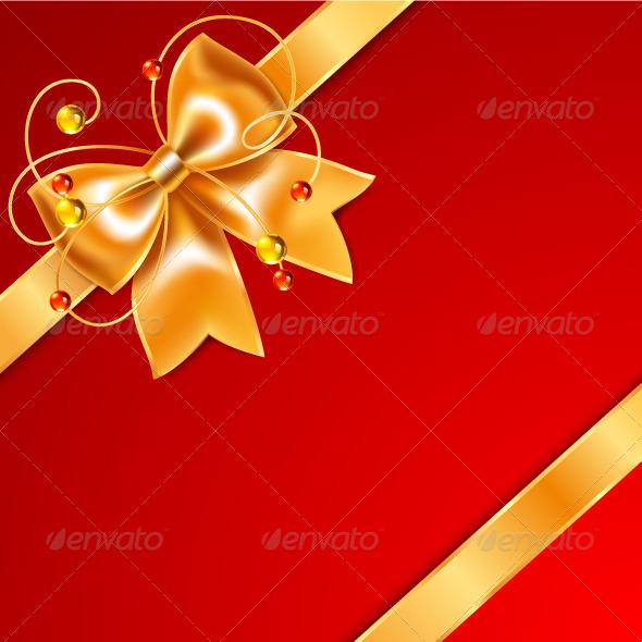 GraphicRiver Gift Box Ribbon 6805994