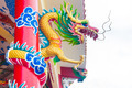 Chinese style dragon statue - PhotoDune Item for Sale