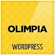 Olimpia | Fullscreen WordPress Fitness Center - ThemeForest Item for Sale