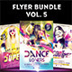 Flyer Bundle Vol.5 - GraphicRiver Item for Sale
