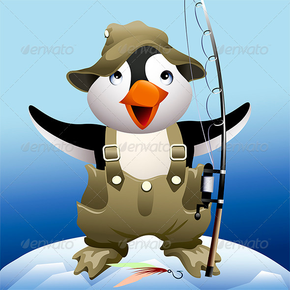 GraphicRiver The Fisherman 6815004