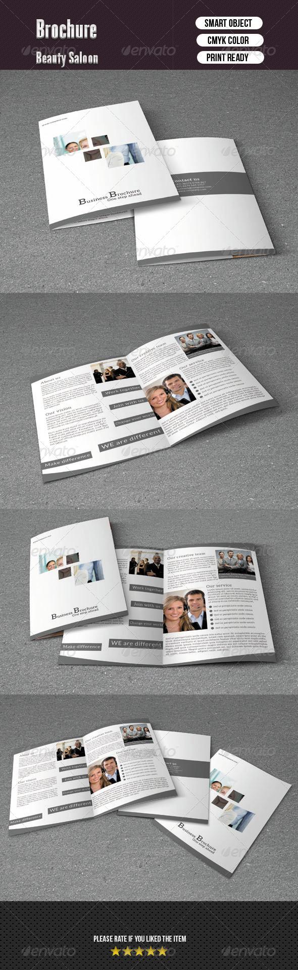 GraphicRiver Corporate Brochure 6819345