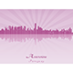 Asuncion Skyline  - GraphicRiver Item for Sale