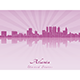 Atlanta Skyline  - GraphicRiver Item for Sale