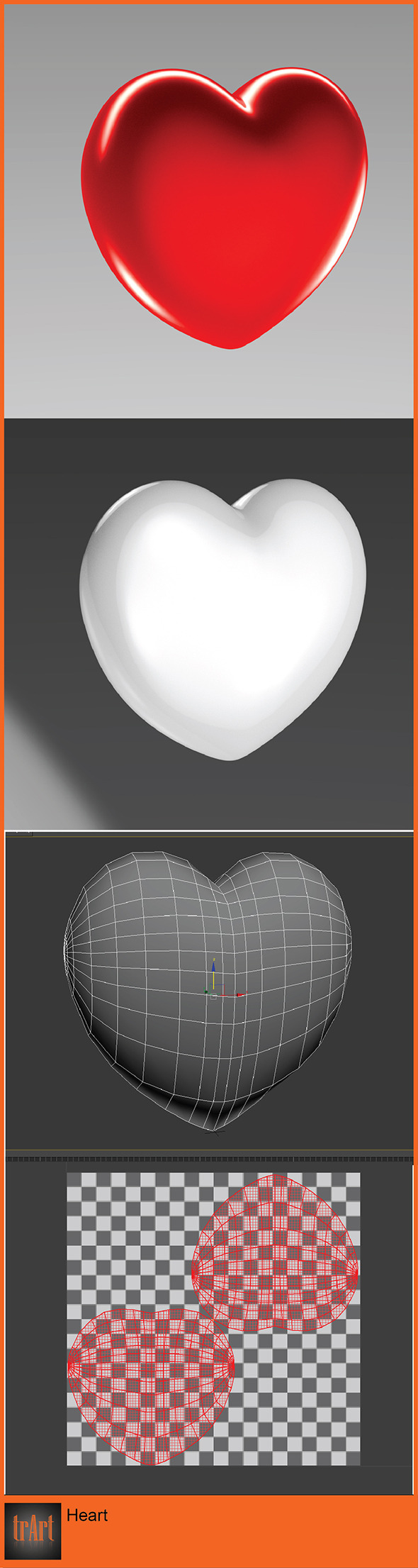 3DOcean Heart 6822906