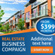 Real Estate Business Web Banners - GraphicRiver Item for Sale