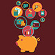 Personal Finance Control and Management  - GraphicRiver Item for Sale