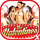 The Valentine Party - GraphicRiver Item for Sale