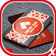 Asian Business Card  - GraphicRiver Item for Sale