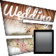 Tablet Wedding Magazine - GraphicRiver Item for Sale