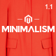 Minimalism - Responsive & Retina Magento Theme - ThemeForest Item for Sale
