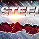Real Steel Styles - GraphicRiver Item for Sale